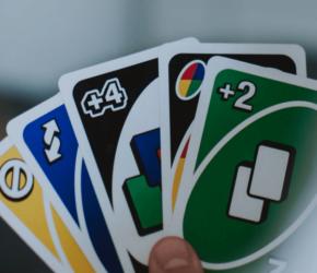 leuke gezelschapsspellen zoals Uno